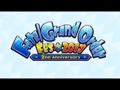 FGO Radio Commercial at FGO Fes 2017