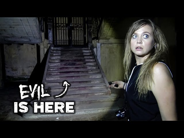 EVIL 99 Door Mansion | Scariest Paranormal Investigation Ever!