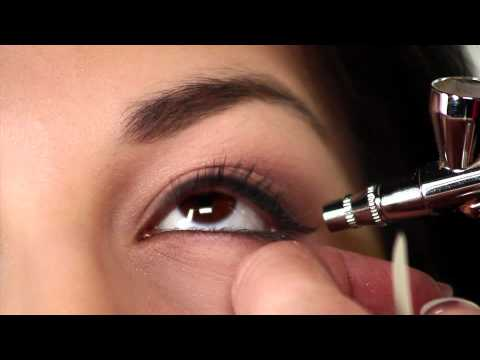 Dinair Airbrush Makeup | How To Do Bridal Airbrush Makeup