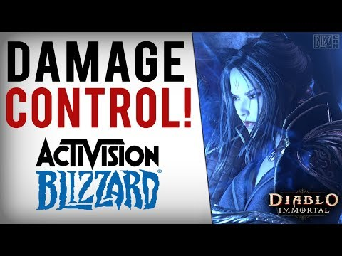 Blizzard's Chaos! Admits Diablo Immortal Reveal A Failure BUT Committed To More Mobile Games!