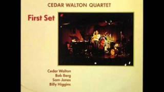 Cedar Walton Quartet - I