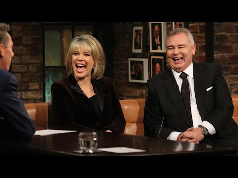Eamonn Holmes had men all over Ireland wincing | The Late Late Show | RTÉ One