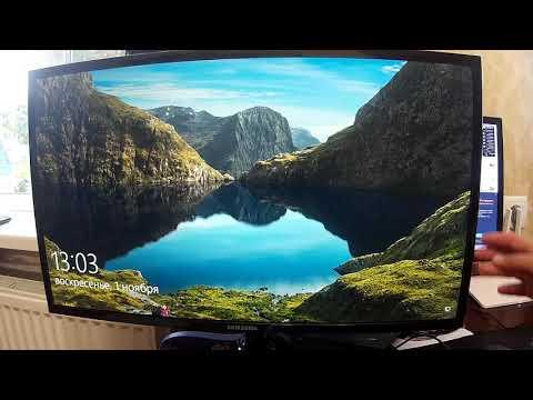 "Монітор 23.5"" Samsung S24F350F (LS24F350FHIXCI)"