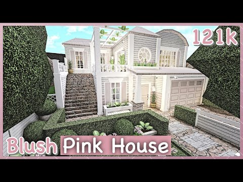 bloxburg---blush-pink-house-speed-build