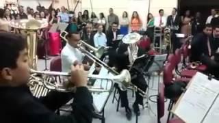 Felipinho do trompete e o quarteto de bauru sp...
