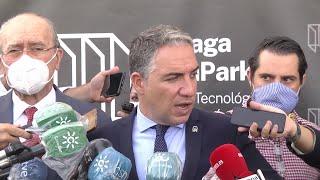 """Presentación de la nueva marca del  Parque Tecnológico de Andalucía, """"Málaga TechPark"""""""