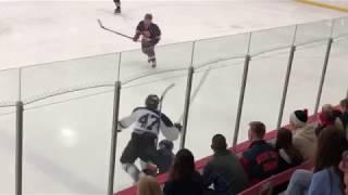 High School Hockey Biggest Hits Part 4
