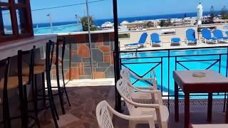 Отель LITSA-EFI 2 Apartment Сталида остров Крит/Hotel LITSA-EFI 2 Apartment Stalida Crete(Отель LITSA-EFI 2 Apartment находится на 3-й береговой линии. Апартаменты для не привередливых туристов, которым..., 2016-06-06T18:55:11.000Z)