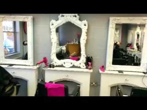 The Salon Hairdressing Cardigan 01239 639 116