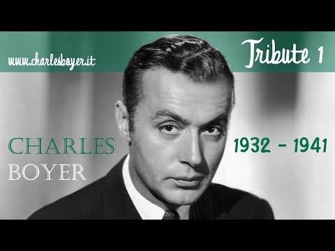 Charles Boyer  The gentleman actor  1932  1941  Tribute 1