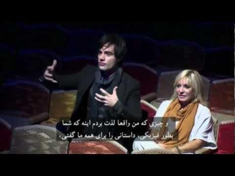 Ramin Karimloo: Critiques in Farsi