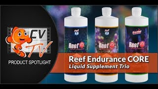 Reef Endurance CORE: Liquid Element Trio