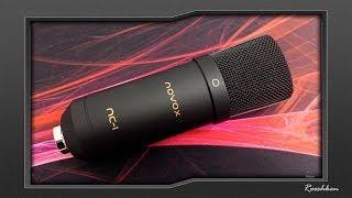 Novox NC-1 - Przyzwoity mikrofon pojemnościowy na USB
