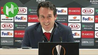 Southampton v Arsenal | Unai Emery: Aaron Ramsey & Mesut Ozil will face Saints