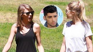 Taylor Swift Doesn't Want Gigi Hadid To Date Zayn Malik
