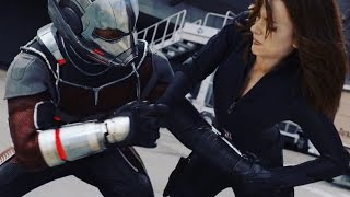 Ant-Man Best Moments Fights/Shrinking Compilation - Captain America Civil War HD
