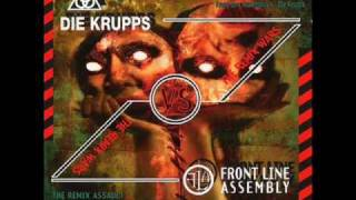 Die Krupps vs. Front Line Assembly - Barcode [Re-Assembled Mix]