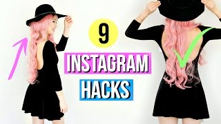 9 Instagram Hacks EVERY Girl Must Know!