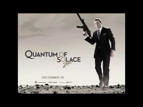 David Arnold - Quantum of Solace OST - No Interest In Dominic Greene - HD