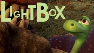 Lightbox: The Good Dinosaur (Disney•Pixar) interview with Peter Sohn and Denise Ream
