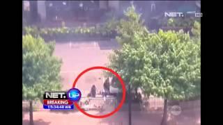 Detik - Detik Sebelum Serangan Bom di Sarinah Thamrin
