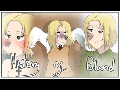 [Hetalia] 100 - History Of Poland [Animated Video]