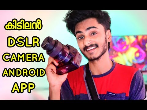 BEST DSLR ANDROID CAMERA APPS IN 2019 l UNBOXINGDUDE l