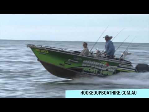 Fishing Boat Hire In Darwin