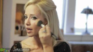 Sara faella Makeup Mondays Episode 16- All About Rouge Conturing Cheeks