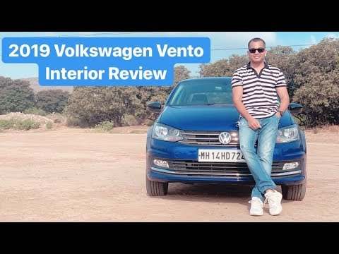 2019 Volkswagen Vento Highline - Interior Review (Hindi + English)