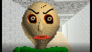 BALDI IS ANGRY!! - Baldi's Basics in Education and Learning - Horror Game (part 2)
