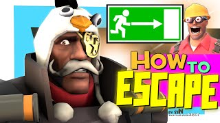 TF2: How to Escape [FUN]