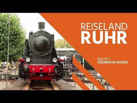 Bahngeschichten Trassen Erfahren Ruhr Tourismus