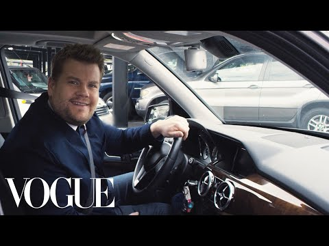 Thumbnail: 73 Questions With James Corden | Vogue