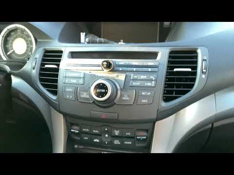 How to replace radio volume/power switch, DIY 2009-2014 Acura TSX