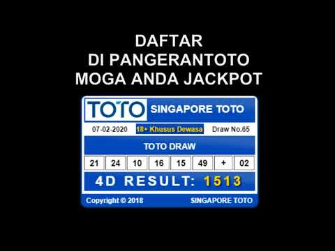 result singapore togel