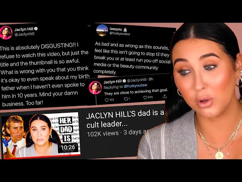 Jaclyn Hill SNAPS at drama channel for exposing THIS secret...