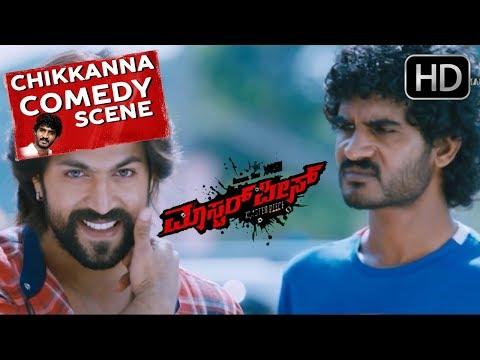 Chikkanna Comedy Scenes - Chikkanna And...
