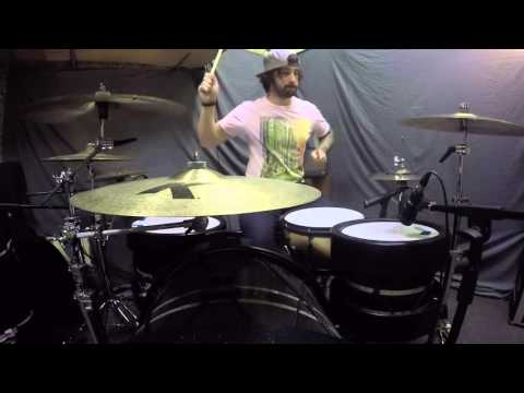 Luke Bryan - Country Girl (Shake It For Me) - Drum Cover