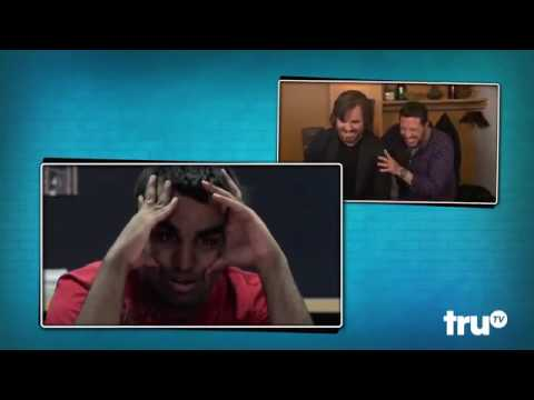 joe and murr are security consultants  impractical jokers funny presentation