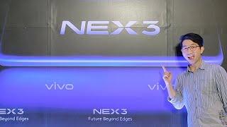 มาแล้ว Vivo NEX 3 เครื่องเป็นๆ ในไทย