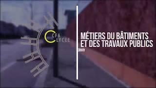 La Filière Plâtrier - Les Métiers du Lycée-CFA Eiffel de Cernay
