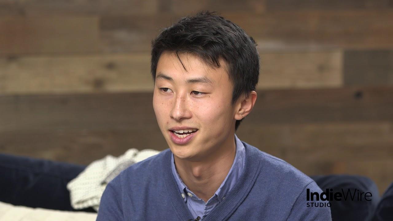 "Download Bing Liu discusses his film ""Minding the Gap"" at IndieWire's Sundance Studio"