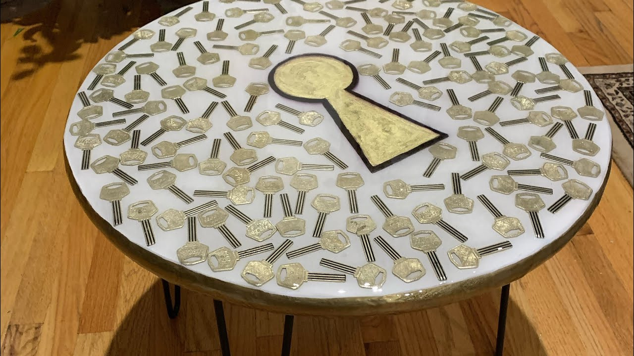 Resin Art Epoxy Table Top Diy Resin Fun