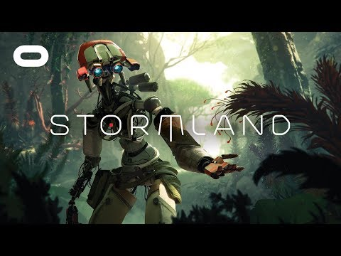 Stormland is a new open world Oculus Rift game that will let you explore freely in VR