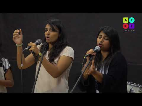 Acapella Cover of 'Believer' by Pitch Please from Ethiraj College | Saarang 2018