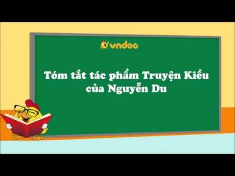 Tóm tắt tác phẩm Truyện Kiều của Nguyễn Du – VnDoc.com