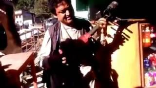 Bir Bahadur Kami. Gabisa pryo listikot. blind man singing