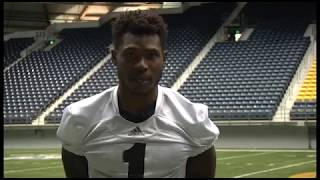 NAU Sports Spotlight -- Emmanuel Butler