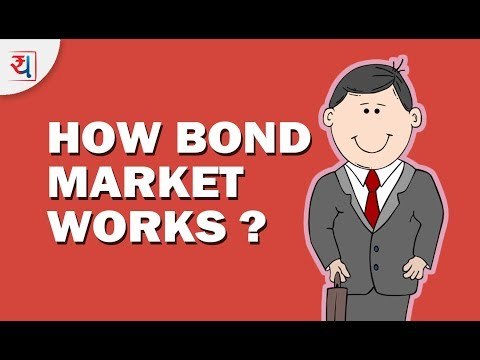How Bond Market works? | Understanding Debt Market with example | Bond Market in India - Part 1